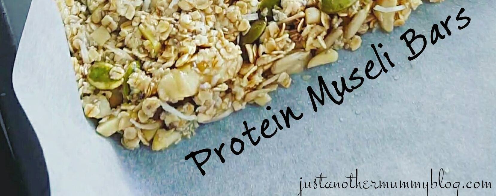 Protein Museli Bar Recipe