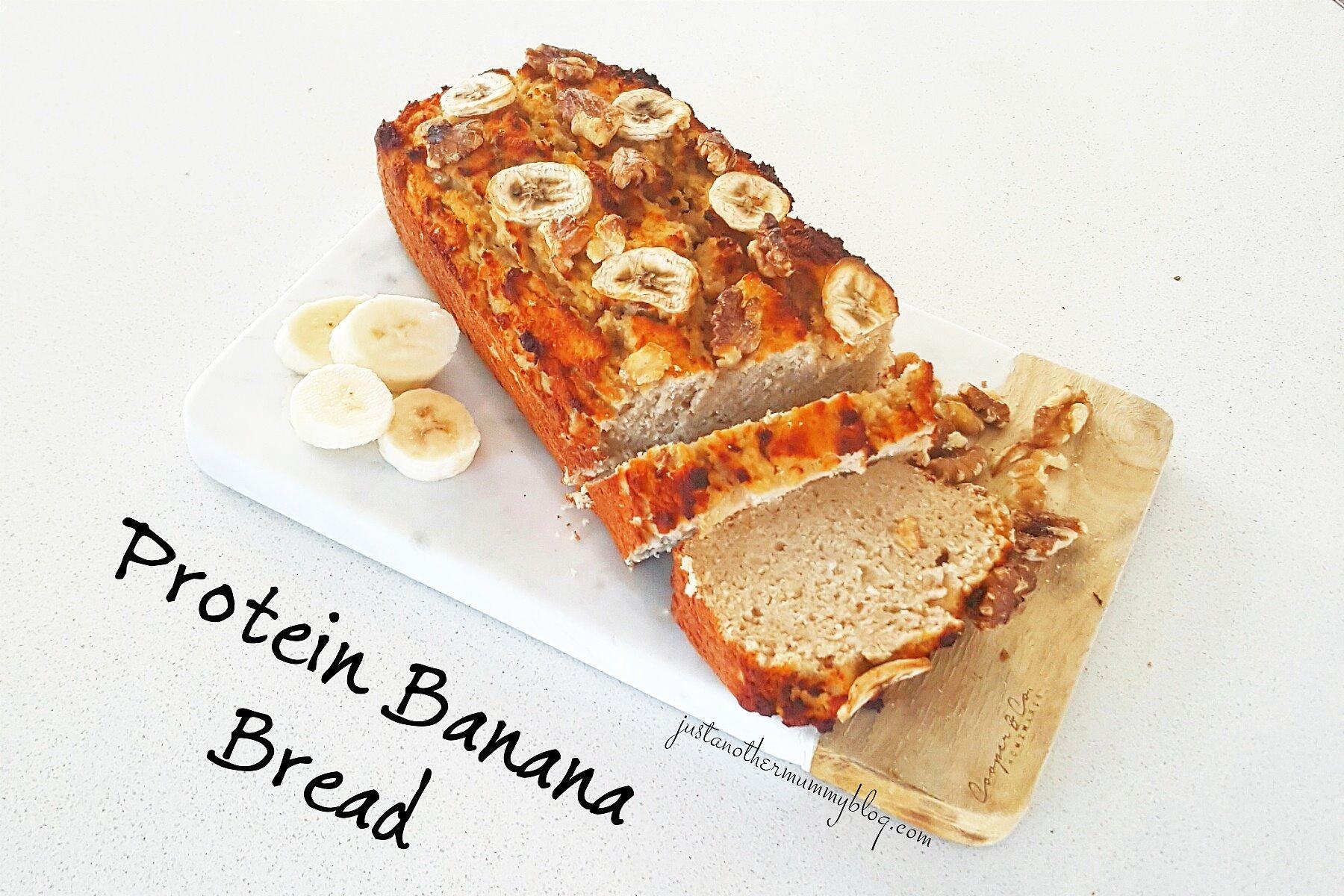 Protein Banana Bread!