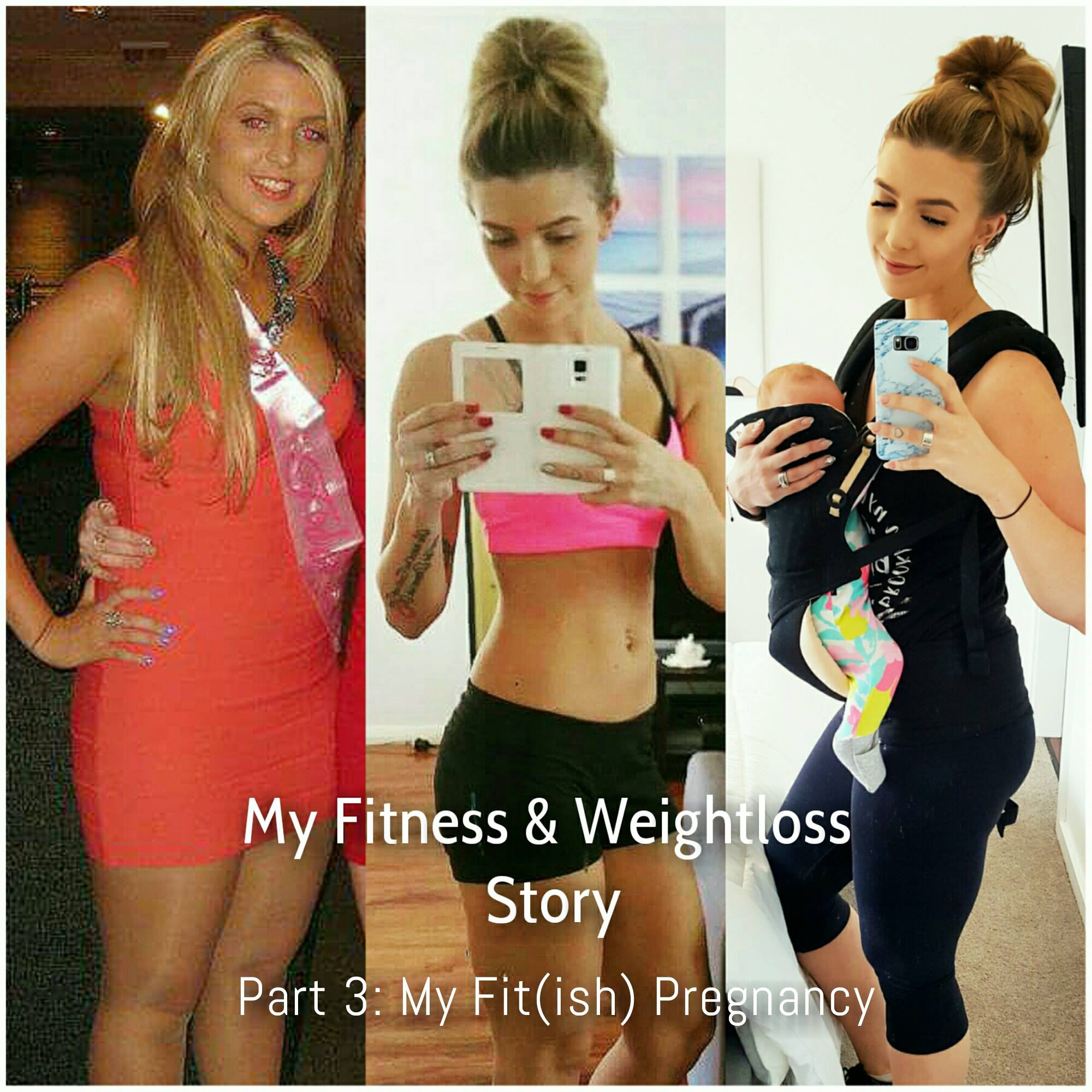 My Health & Fitness Journey: My Fit(ish) Pregnancy