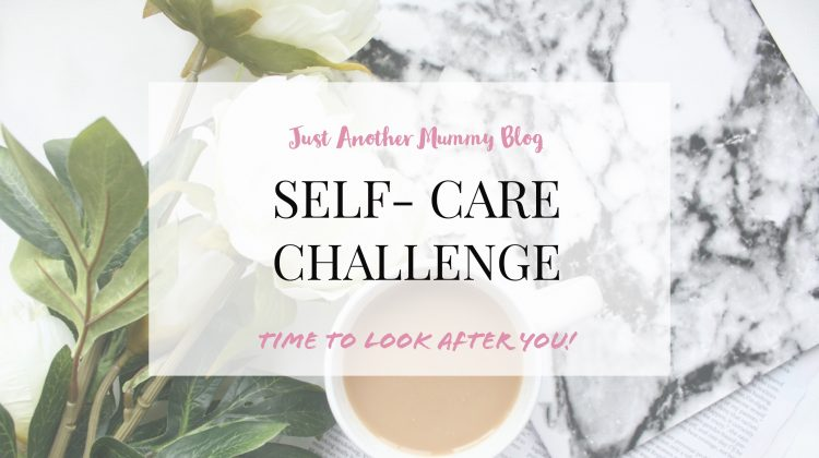 Monthly Self-Care Challenge!