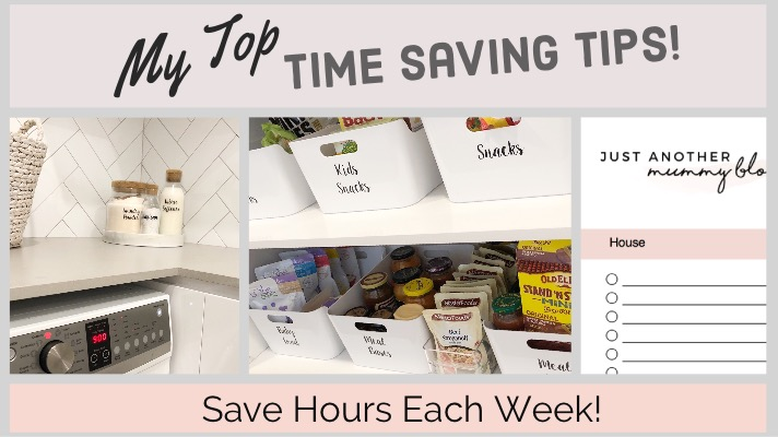 My Top Time Saving Tips! Be More Productive and Save Hours Each Week!