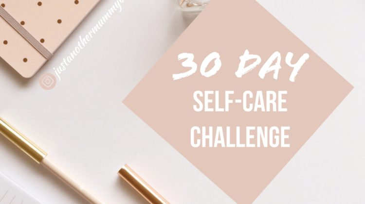 30 Day Self-Care Challenge